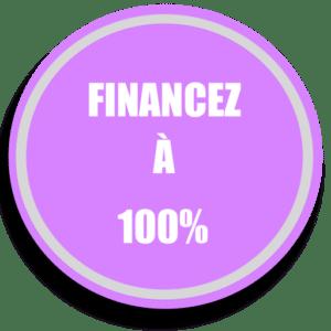 financement à 100%